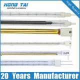 Lampe de chauffage de tube de quartz de fibre de carbone de température élevée