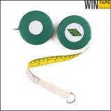 ロゴにデザインの緑の木の直径の測定のツール