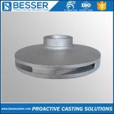 セリウムと真新しい合金鋼鉄電気給湯装置のコックの投資鋳造を証明する