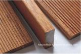 Anti Decking de bois dur de l'Indonésie Merbau de glissade