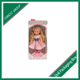ボール紙の人形ボックス