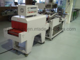 L Type Hot Shrink Seal Cut Machine for Bottle Box