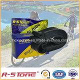 Chambre à air de vente chaude de bicyclette en caoutchouc de modèle de tailles de pneu de bicyclette de l'usine MTB