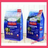L'alimento per animali domestici personalizzato del sacchetto di otto Bordo-Sigillamenti insacca i sacchetti di imballaggio di plastica