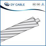 Conduttore galvanizzato tuffato caldo del cavo di rinforzo acciaio di alluminio ACSR del conduttore del filo di acciaio