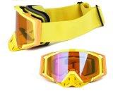 Doppi anti occhiali di protezione panoramici del pattino della nebbia - occhiali di protezione del motociclo