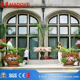 De in het groot Uitstekende kwaliteit Gevormde Vensters van het Glas voor het Materiaal van de Decoratie