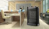 Calefator cerâmico com o calefator de ventilador do PTC