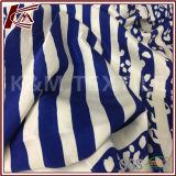 衣服ファブリック2カラーはレーヨン絹によって混ぜられたファブリックを印刷した