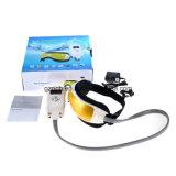 Massager infrarosso dell'occhio del riscaldatore di vibrazione di pressione d'aria con il MP3