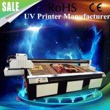 어떤 단단한 기질 인쇄를 위한 새로운 디자인 UV 평상형 트레일러 인쇄 기계