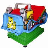 Matériel de parc d'attractions de conduite de Kiddie de fibre de verre de bonne qualité