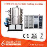 ステンレス鋼Sheet/PVDの真空メッキの機械装置のための大型PVDのチタニウムの金のコーティングの機械装置