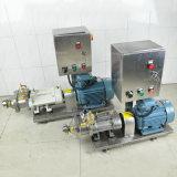 위생 스테인리스 초콜렛 이동 기계 쌍둥이 나선식 펌프