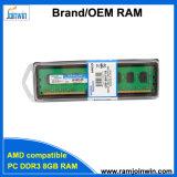 Het Compatibele Geheugen van de RAM AMD DDR3 8GB