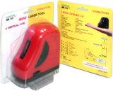 Миниое линия уровень Danpon Ty30 лазера красного цвета одного вертикальная лазера