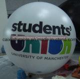 Рекламировать воздушный шар сферы гелия раздувной круглый