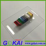 Gokaiの熱い販売5mm 3mmの透過および明確な鋳造物のアクリルシート