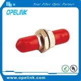 St Manutenção programada simples do adaptador da fibra óptica para o cabo de LAN