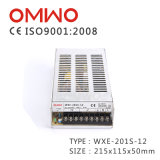 Wxe-201s-12 als Energie 12V Gleichstrom-SMPS