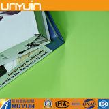 Suelo del PVC del precio competitivo, color puro, tablón del rodillo del vinilo