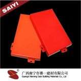 Fornitore 2017 di Topsale Cina ISO9001: Comitato decorativo di alluminio a prova d'umidità 2008