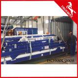 type stationnaire usine de traitement en lots humide de l'élévateur de seaux 25cbm/30cbm de béton prêt à l'emploi