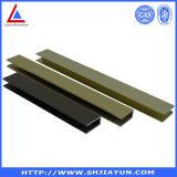 Espulsione sporta dell'alluminio 6063 con l'iso RoHS