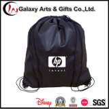 Venda por atacado Promocional Resuable Shopping Eco Non Woven Drawstring Backpack