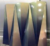 panneau composé en aluminium enduit de polyester de 4mm pour le signe