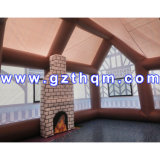商業使用のための膨脹可能なパブかイベントのための膨脹可能なパブのテント
