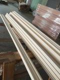 Bois amorcé moulant le moulage en bois décoratif de garniture