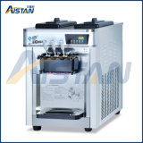 Bql839 machine de crême glacée de yaourt de Commerical d'acier inoxydable de 3 groupes de matériel d'hôtel