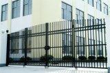 Qualitäts-Außensicherheits-dekoratives Metallbearbeitetes Eisen-Zaun-Gatter