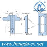 Yh9567 Poignée pivotante Serrure plane Verrouillage électronique Cabinet Verrouillage industriel