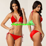 Reizvoller brasilianischer Bikini für Frauen