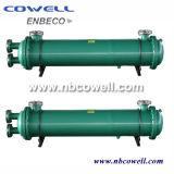 Enfriador de aceite del compresor de aire automático