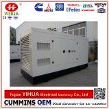 Generador eléctrico diesel 16kw-200kw del OEM de Dece Cummins CPT