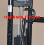 macchina di forma fisica, strumentazione della costruzione di corpo, Raise-PT-807 laterale