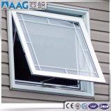 Fenêtre en verre suspendue supérieure