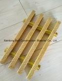 Reja de FRP/GRP, reja de la fibra de vidrio, reja moldeada, reja de Pulturded, hoja de FRP