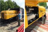 Venta caliente Hbts60-13-130r que arrastra precio en el surtidor concreto diesel
