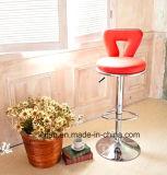 현대 조정가능한 회전대 PU Barstools 바 의자 (LL-BC032)