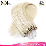 Loop Micro Ring Hair Cores diferentes Extensão de cabelo / Cortina Keratin Hair