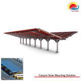 Sistema solare registrabile del montaggio del tetto (NM016)