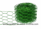 Gesponnener galvanisierter sechseckige Gabion Draht-Filetarbeits-Qualitäts-bester Preis