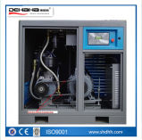 Compresseur variable piloté direct de vis de fréquence d'économie d'énergie neuve de refroidissement à l'air