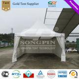 tente extérieure de pagoda de tente d'écran de jardin de tente de Gazebo de 5X5m