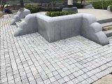 庭/景色のプロジェクトのための炎にあてられた自然な花こう岩の敷石