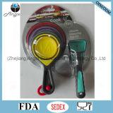 Di dosatore dell'utensile di cottura del silicone di festa Sk18 stabilito